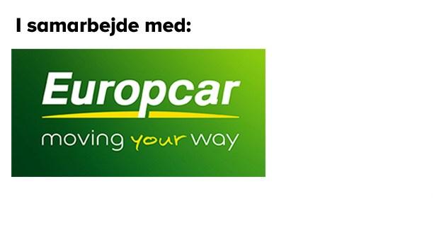 europcar biludlejning odense